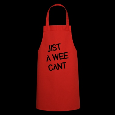 Faking Cants - Cooking Apron