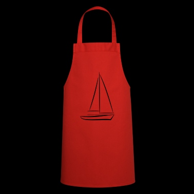 Sailing Boat - Cooking Apron