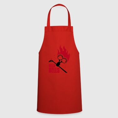 Hell's Bells - Cooking Apron