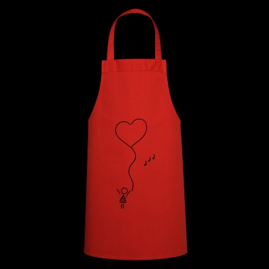 Daughter and father - Cooking Apron