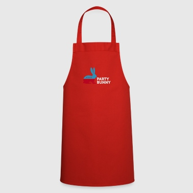Political Party Animals: Bunny - Cooking Apron