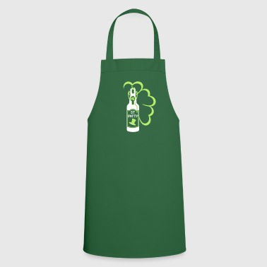 st patty bottle (2c) - Cooking Apron