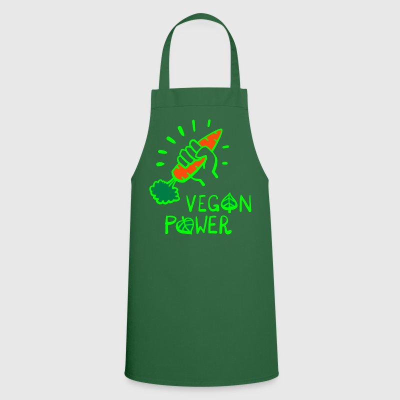 Vegan Power - Tablier de cuisine