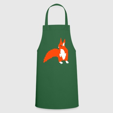 Squirrels - Cooking Apron
