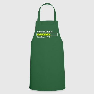 PhD thesis - Cooking Apron