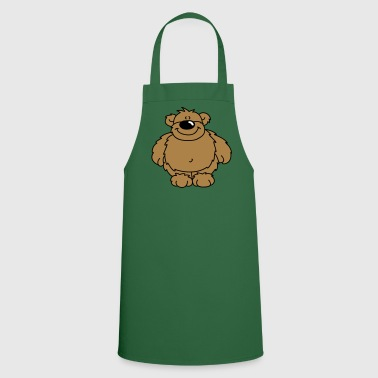 Fat Bear - Cooking Apron