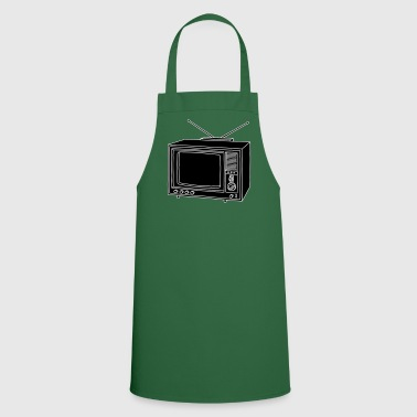 Television set TV  2 - Cooking Apron