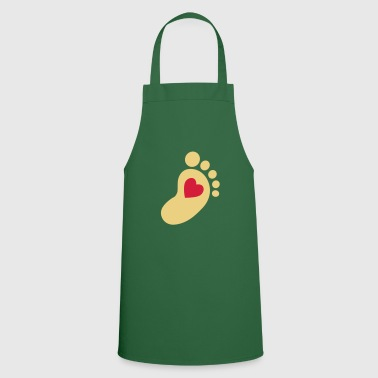 Baby foot  - Cooking Apron