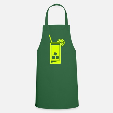 Long Long drink - Cooking Apron