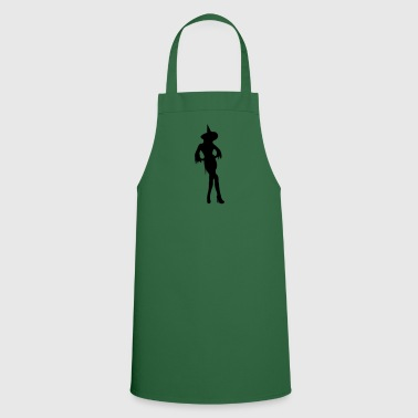 Witch Sexy Witch / Witch / Halloween - Cooking Apron