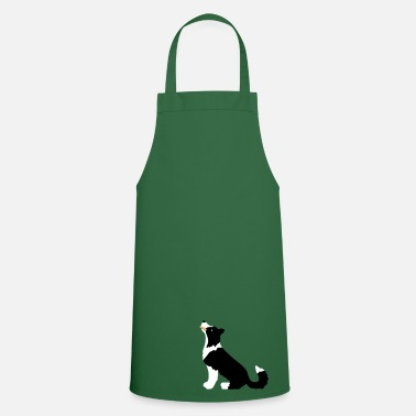 Border Collie Obedience 2 - Cooking Apron