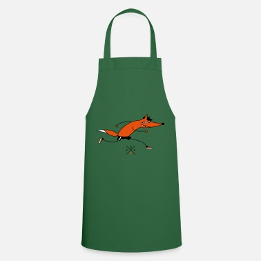 Sprinting sprint - Cooking Apron