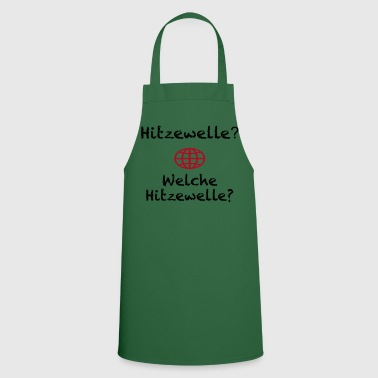 heat wave - Cooking Apron