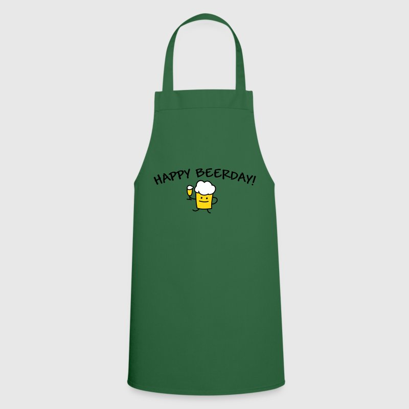 Happy Beerday - Cooking Apron