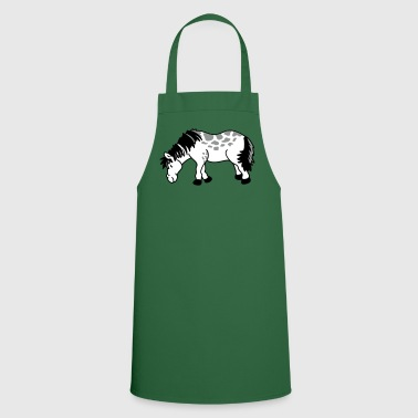 Horse Small horse - Cooking Apron