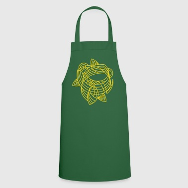 graphic pattern  - Cooking Apron