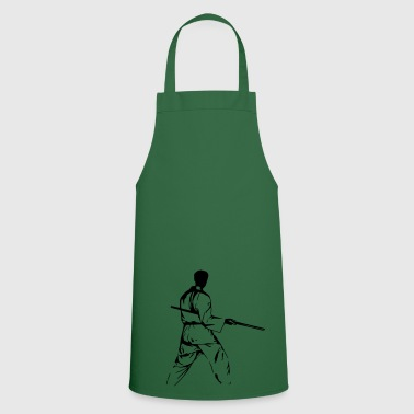 stick fighter - Cooking Apron