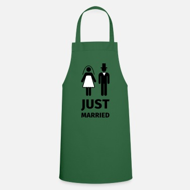 Wedding just married - Cooking Apron