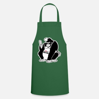 Cooking grilla - Apron