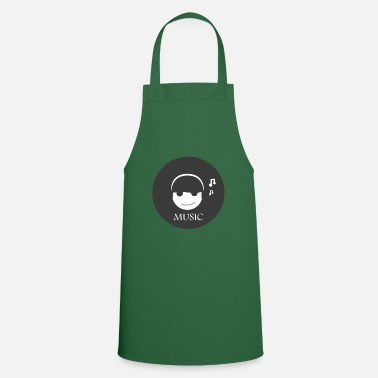 Jazz Music Pop Rock Jazz Gospel Rhythm Gift Idea - Apron