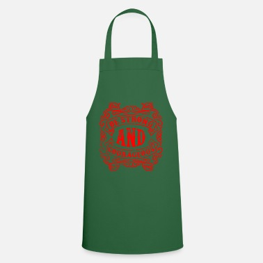 Courage courage - Apron