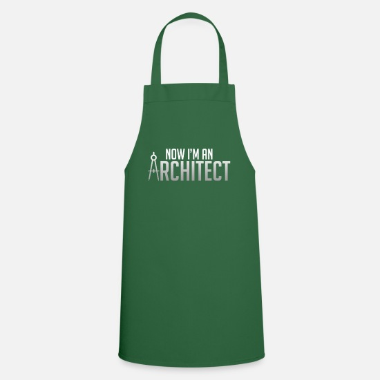 Love Aprons - Graduation - Apron green