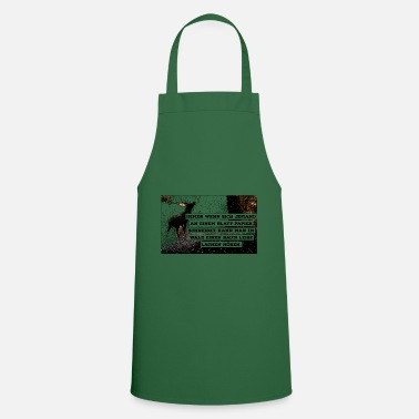 Piece Of Paper laughing tree - Cooking Apron