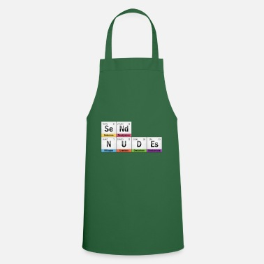 Nudity Send nudity with chemistry - Cooking Apron