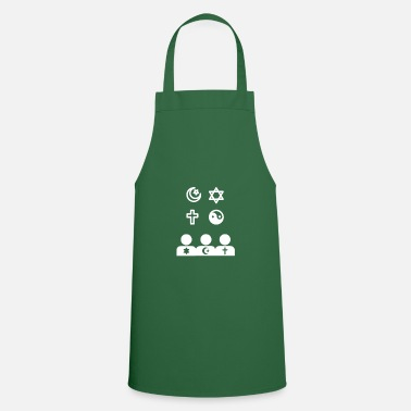 Religion religion - Cooking Apron