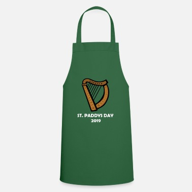 St Paddys Day st paddy's day - Apron