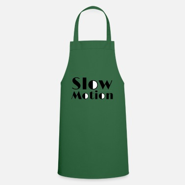 Motion Slow motion - Cooking Apron