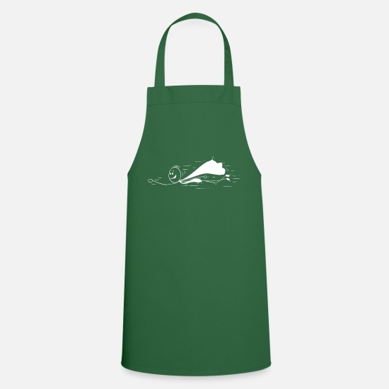 Gift Idea Aprons - great - Apron green