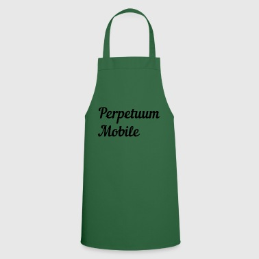 Perpetual motion machine - Cooking Apron