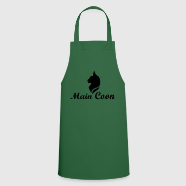 Main Coon - Cooking Apron