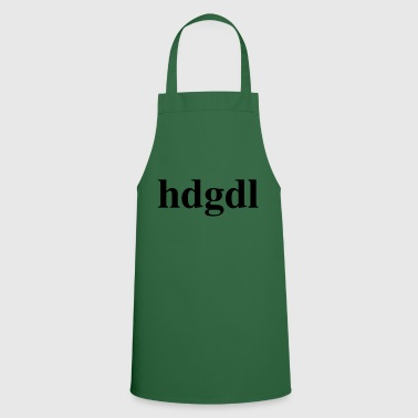 hdgdl love you - Cooking Apron