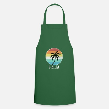 Sea Sicily - Cooking Apron