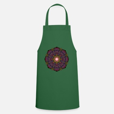 Deep Throat deep mandala - Cooking Apron