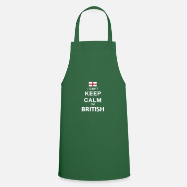 Her Majesty The Queen I CAN T KEEP CALM british - Cooking Apron