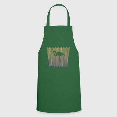 Flamingo flamingo - Cooking Apron