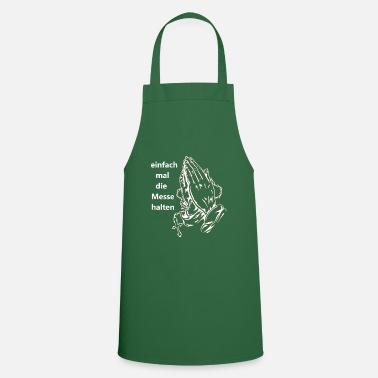 Just just ... - Cooking Apron