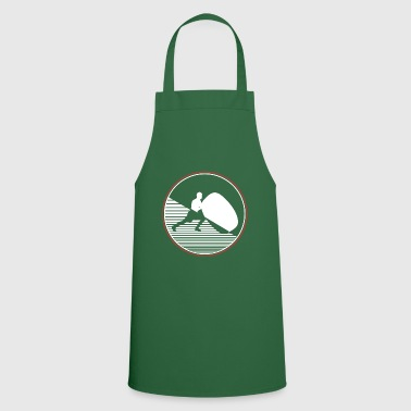 Iron Metal Work Out - Cooking Apron