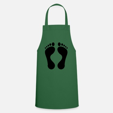 Feet Feet - Cooking Apron