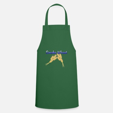 Smoke Weed Smoke Wheat / Smoke Weed - Cooking Apron