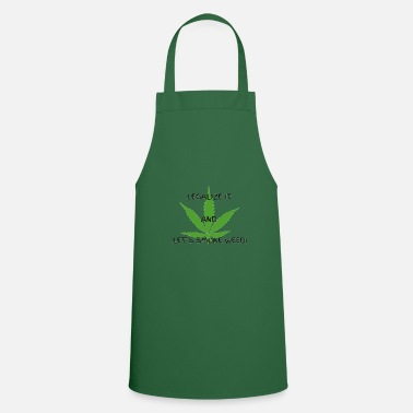 Legalize It - Apron