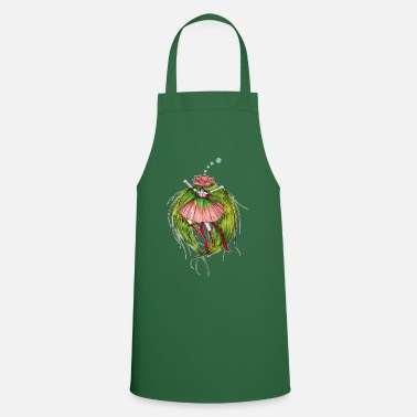 Blasen Flower Fairy: Hold on! (For the ecology) - Cooking Apron