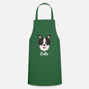 Border Collie Collie - Border Collie - Cooking Apron