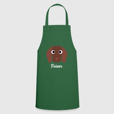 Pointer Pointer - English Pointer - Cooking Apron