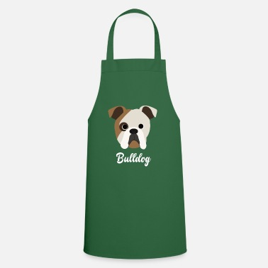 English Bulldog Owner Bulldog - English Bulldog - Apron