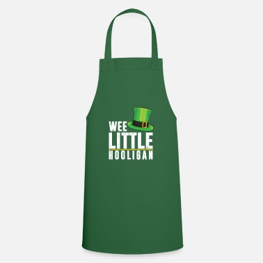We Are Boston St Patrick's Day We Wee Little Hooligan - Apron