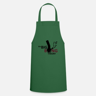 The Big Bang Theory the big bong theory - Apron